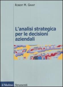 Voluntariadobaleares2014.es L' analisi strategica per le decisioni aziendali Image