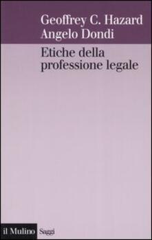 Etiche della professione legale. Un approccio comparato.pdf