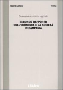 Secondo rapporto sull'economia e la società in Campania