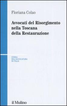 Avvocati del Risorgimento nella Toscana della Restaurazione.pdf