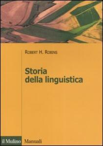 Storia della linguistica