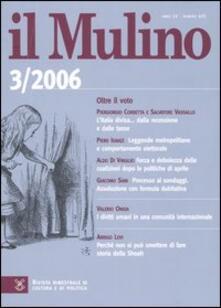 Il Mulino. Vol. 425 - copertina