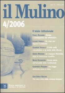 Il Mulino. Vol. 426