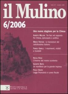 Il Mulino. Vol. 428 - copertina