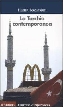 La Turchia contemporanea - Hamit Bozarslan - copertina