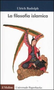 La filosofia islamica - Ulrich Rudolph - copertina