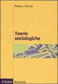 Libro Teorie sociologiche Randall Collins
