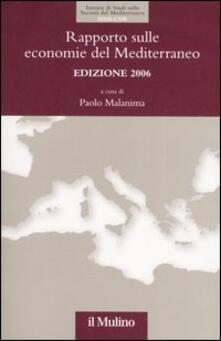 Steamcon.it Rapporto sulle economie del Mediterraneo 2006 Image