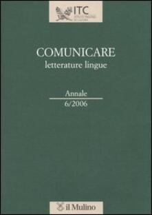 Aboutschuster.de Comunicare letterature lingue (2006). Vol. 6 Image