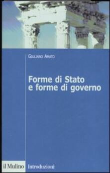 Camfeed.it Forme di stato e forme di governo Image