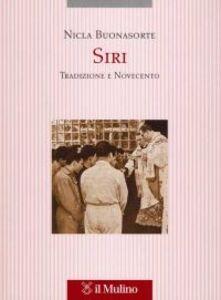 Libro Siri. Tradizione e Novecento Nicla Buonasorte