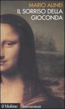 Il sorriso della Gioconda - Mario Alinei - copertina