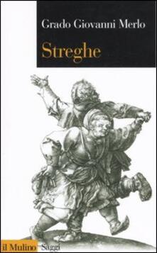 Streghe - Grado Giovanni Merlo - copertina