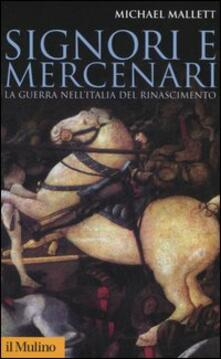 Premioquesti.it Signori e mercenari. La guerra nell'Italia del Rinascimento Image