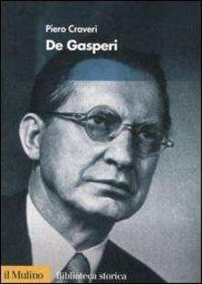 De Gasperi - Piero Craveri - copertina