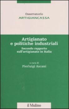 Amatigota.it Artigianato e politiche industriali. Secondo rapporto sull'artigianato in Italia Image