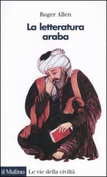 La letteratura araba.pdf