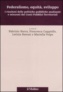 Associazionelabirinto.it Federalismo, equità, sviluppo. I risultati delle politiche pubbliche analizzati e misurati dai Conti Pubblici Territoriali Image