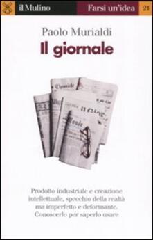 Il giornale - Paolo Murialdi - copertina