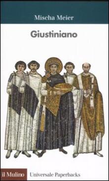 Giustiniano - Mischa Meier - copertina