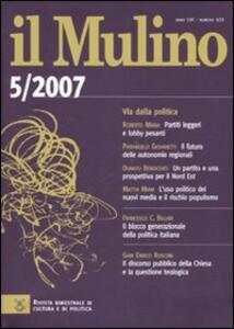 Il Mulino. Vol. 433 - copertina