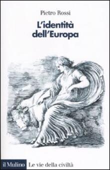 L identità dellEuropa.pdf