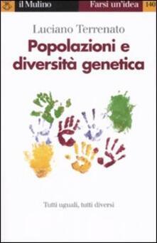 Ipabsantonioabatetrino.it Popolazioni e diversità genetica Image