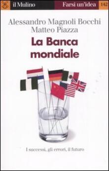 Winniearcher.com La Banca mondiale Image