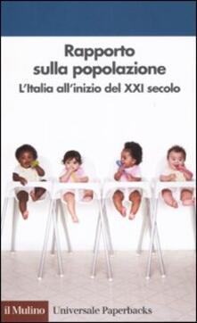 Lpgcsostenible.es Rapporto sulla popolazione. L'Italia all'inizio del XXI secolo Image