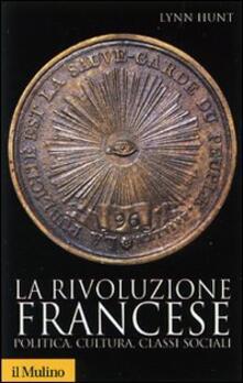 Secchiarapita.it La rivoluzione francese. Politica, cultura, classi sociali Image