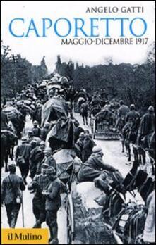 Daddyswing.es Caporetto. Diario di guerra (maggio-dicembre 1917) Image
