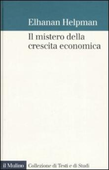 Voluntariadobaleares2014.es Il mistero della crescita economica Image