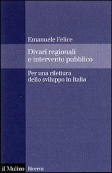 Vitalitart.it Divari regionali e intervento pubblico. Per una rilettura dello sviluppo in Italia Image