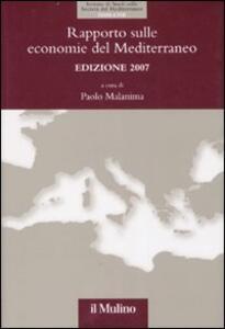 Rapporto sulle economie del Mediterraneo 2007 - copertina