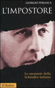 L' impostore - Giorgio Perlasca - copertina