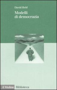 Modelli di democrazia - David Held - copertina