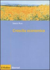 Crescita economica - Ignazio Musu - copertina