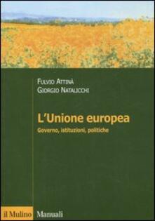 Equilibrifestival.it L' Unione Europea. Governo, istituzioni, politiche Image