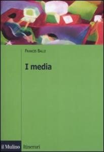 I media - Francis Balle - copertina