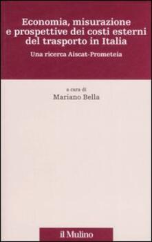 Lpgcsostenible.es Economia, misurazione e prospettive dei costi esterni del trasporto in Italia. Una ricerca Aiscat-Prometeia Image