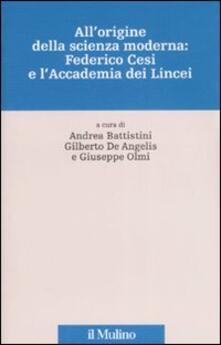 Cocktaillab.it All'origine della scienza moderna: Federico Cesi e l'Accademia dei Lincei Image