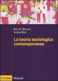 Daddyswing.es La teoria sociologica contemporanea Image