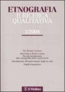 Listadelpopolo.it Etnografia e ricerca qualitativa (2008). Vol. 3 Image