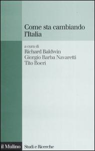 Come sta cambiando l'Italia - copertina