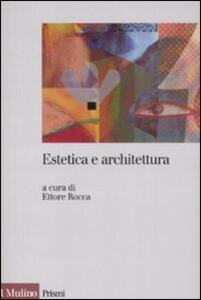 Estetica e architettura - copertina