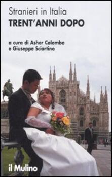 Winniearcher.com Stranieri in Italia. Trent'anni dopo Image