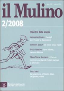 Il Mulino. Vol. 436 - copertina
