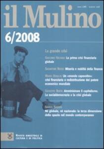 Il Mulino. Vol. 440 - copertina