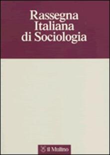 Festivalshakespeare.it Rassegna italiana di sociologia (2008). Vol. 1 Image