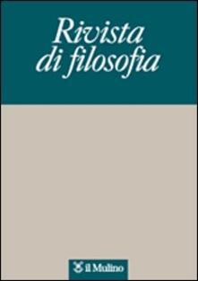 Filippodegasperi.it Rivista di filosofia (2008). Vol. 2 Image